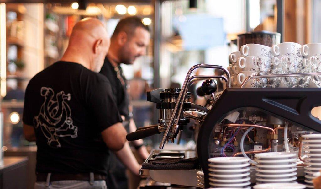Aprire un bar Costadoro social coffee