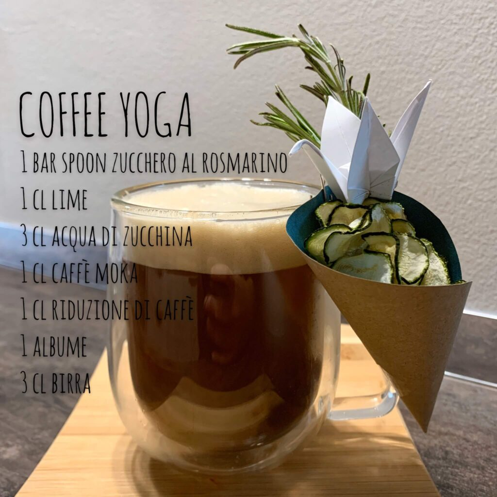 Cocktail Coffee Yoga