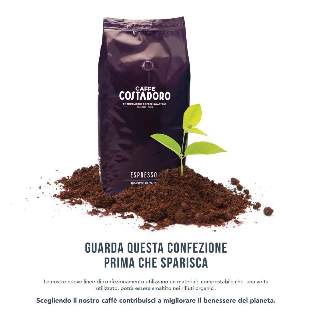 Ok Compost confezioni Costadoro da 1kg